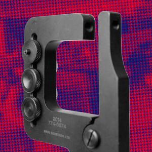 Press Stud Plier For Fabrics 270 mm | Maun