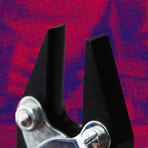 Half Round And Flat Jaws Parallel Plier 140 mm | Maun