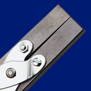 Customisable Soft Jaws Parallel Plier 160 mm | Maun