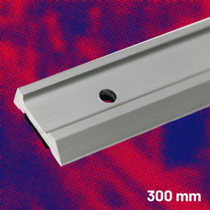 Aluminium Safety Straight Edge 300 mm | Maun