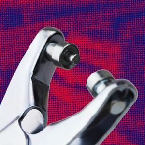 Eyelet Puncher & Fixing Plier 5.5 mm Eyelets | Maun