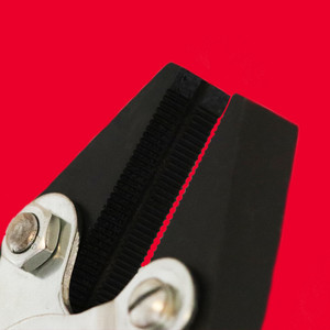 Flat Nose Parallel Plier Comfort Grips 200 mm | Maun