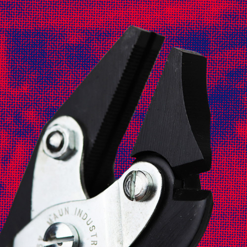 Side Cutter Parallel Plier For Hard Wire Spring 140 mm    Maun