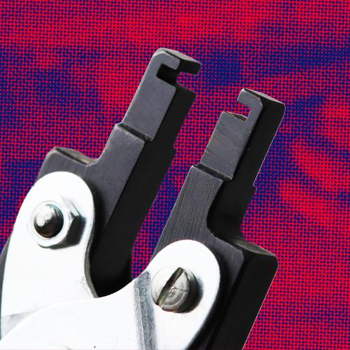 Shim Crimping Tool 160 mm | Maun