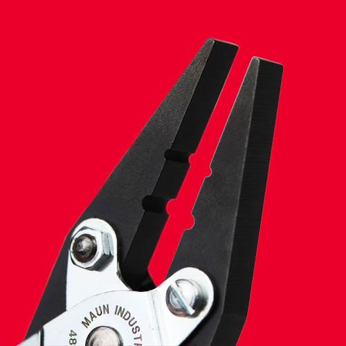 Hair Extension Plier 140 mm   Maun
