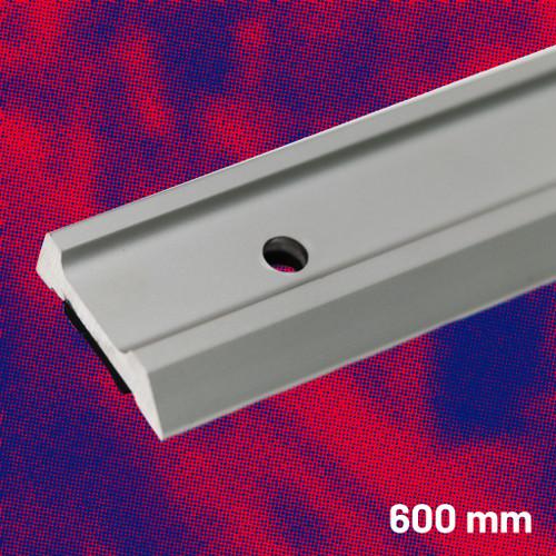 Aluminium Safety Straight Edge 600 mm   Maun