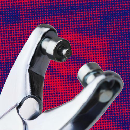 Eyelet Puncher & Fixing Plier 5.5 mm Eyelets   Maun