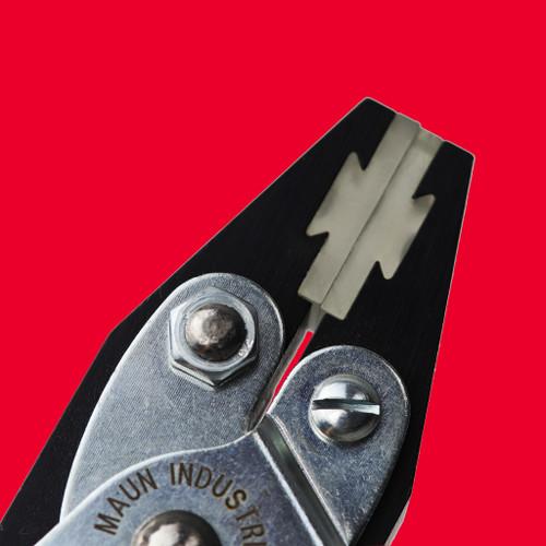 Soft Plastic Jaws Flat Nose Parallel Plier 140 mm | Maun