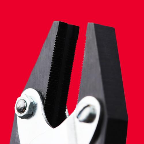 Flat Nose Parallel Plier Comfort Grips 160 mm | Maun