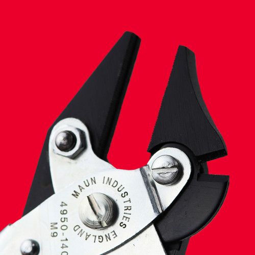 Side Cutter Parallel Plier For Hard Wire 140 mm   Maun