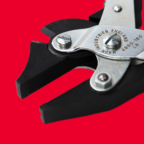 Side Cutter Parallel Plier For Hard Wire 160 mm | Maun
