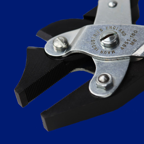 Side Cutter Parallel Plier For Hard Wire Spring 160 mm | Maun