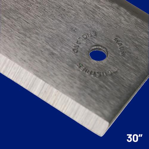 Steel Straight Edge Imperial 30″   Maun