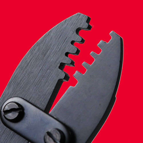 Multipole Crimping Tool For QM Connectors 220 mm   Maun