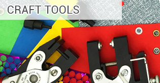 Get Crafty with our range of Craft Tools!