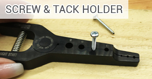 Brand New from Maun - Screw and Tack Holder