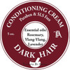 Conditioner Dark Hair - made with Natural Essential Oils and Hemp seed oil