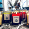 Natural and Hand Made Candles with Essential Oils
