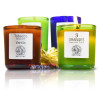 Natural Candles Essential Oil wood wick - choose your scent