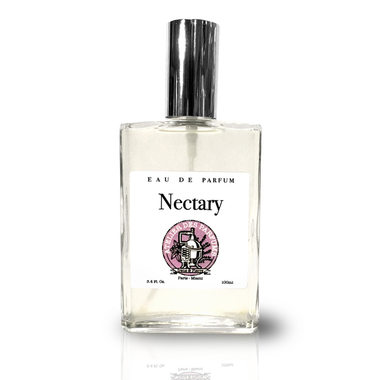 Nectary Eau de parfum 100ml Perfume made with essential oil