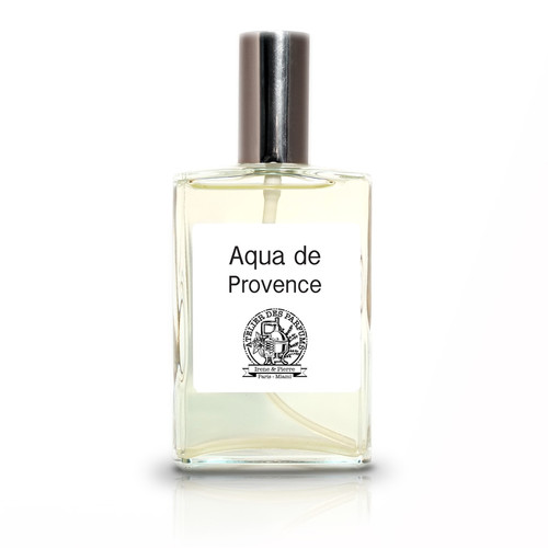 Acqua de Provence Natural Eau de Parfum 100ml therapia by aroma. Atelier des parfums.