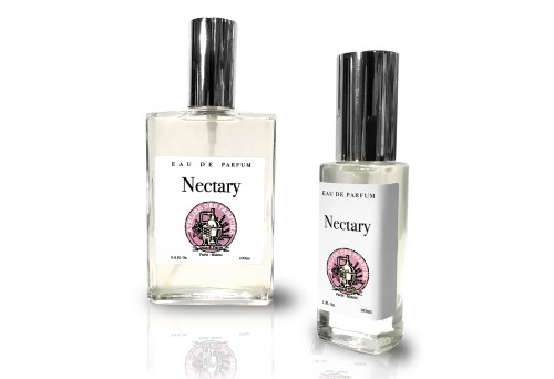 Eau de Parfum 100ml made with essential oils - Natural Perfume therapia by aroma. Atelier des parfums. Nectary