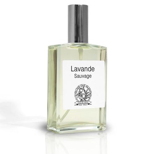 lavender perfume lavande sauvage. essential oil perfume