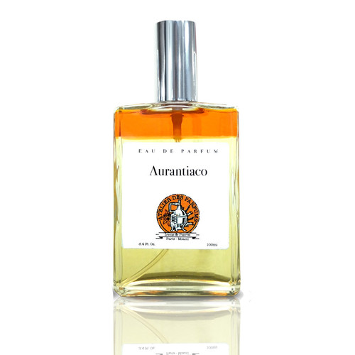 Aurantiaco eau de parfum made with essential oils