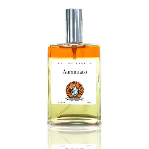 Aurantiaco eau de parfum made with essential oils