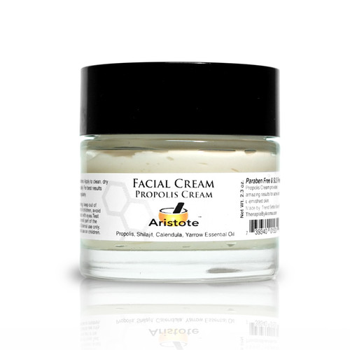 propolis facial cream by therapia by aroma