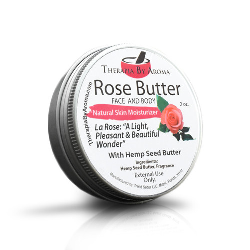 Rose Butter therapia by aroma