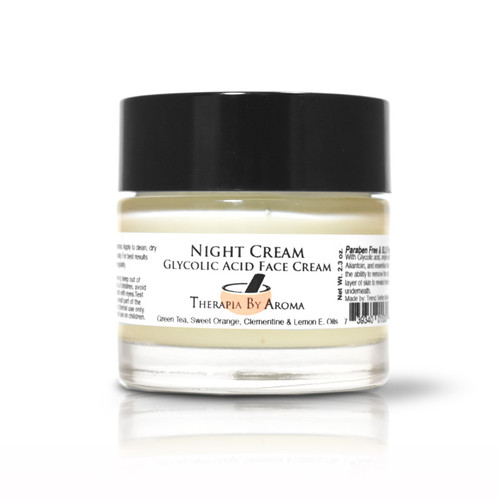 Facial Night Cream glycolic acid