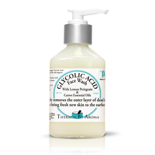 glycolic acid face wash