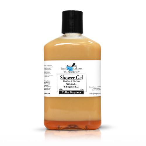 Shower Gel Coffee Bergamot