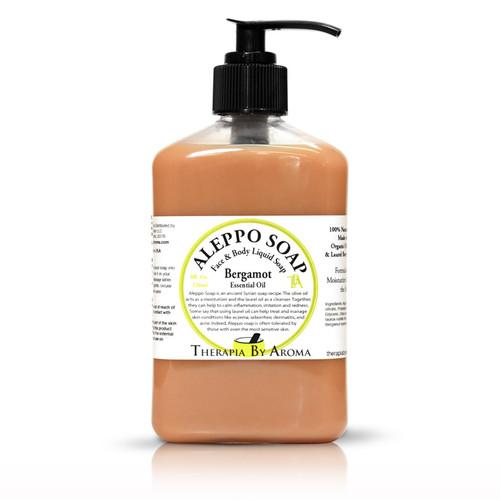 aleppo soap bergamot