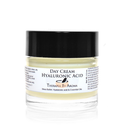 Day cream hyaluronic facial