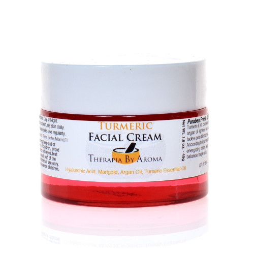 turmeric face cream