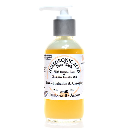 hyaluronic acid face wash