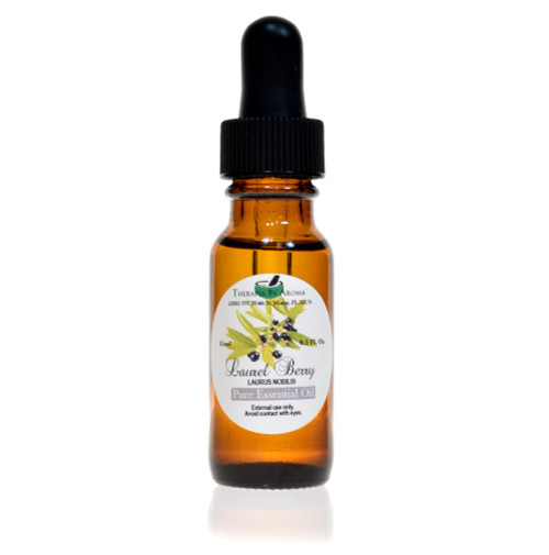 Laurel berry essential oil Therapia by aroma
