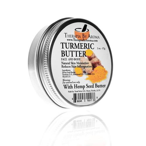 Turmeric butter