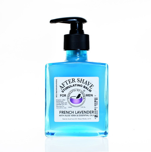 After shave lavender