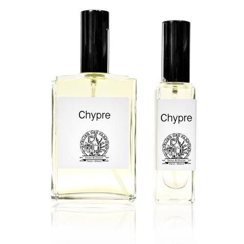 Chypre Eau de parfum, Perfume made with essential oils