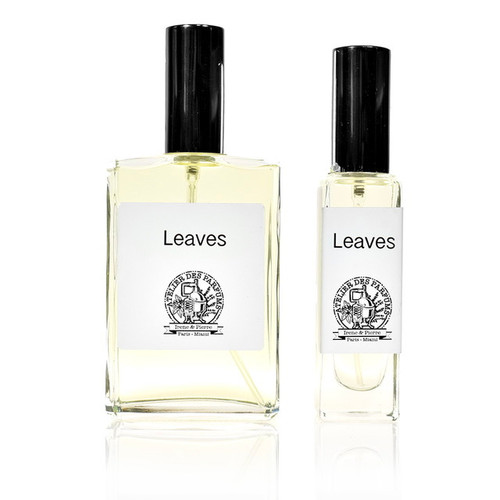 Leaves perfume
