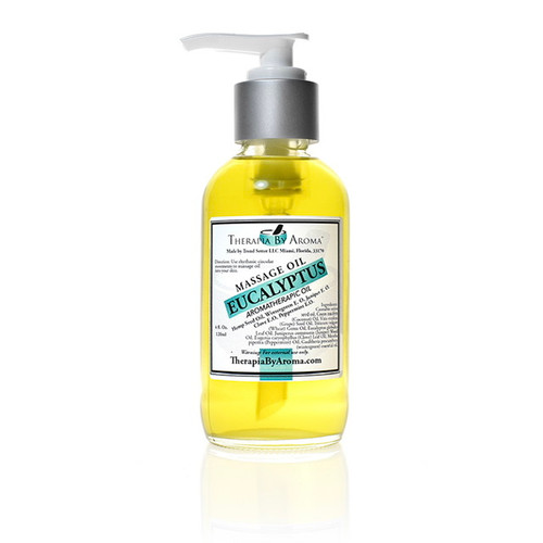Eucalyptus massage oil 9