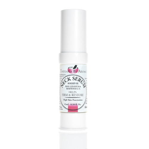 Neck serum rosehip