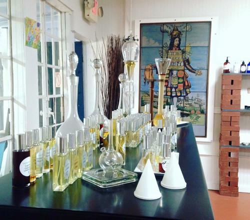Acqua de Provence Natural Eau de Parfum 100ml therapia by aroma. Atelier des parfums.