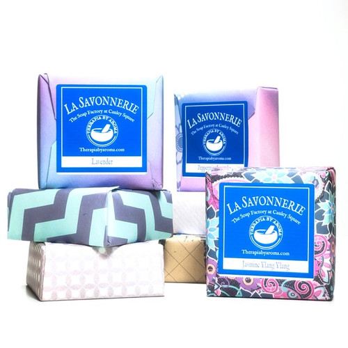Natural Soap essential oils Therapia by aroma soaps