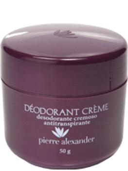 Desodorante Creme - Pierre Alexander- 50g
