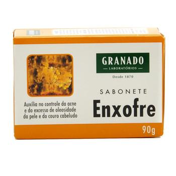 Sabonete de Enxofre  - 90g