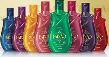 Oleo de Amendoas Paixao Irresistivel -  200ml